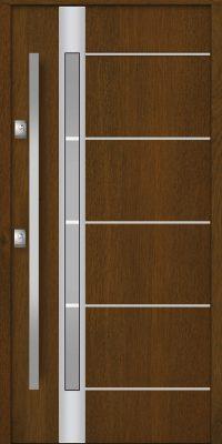 Bezpečnostní dveře Gerda Milano 10