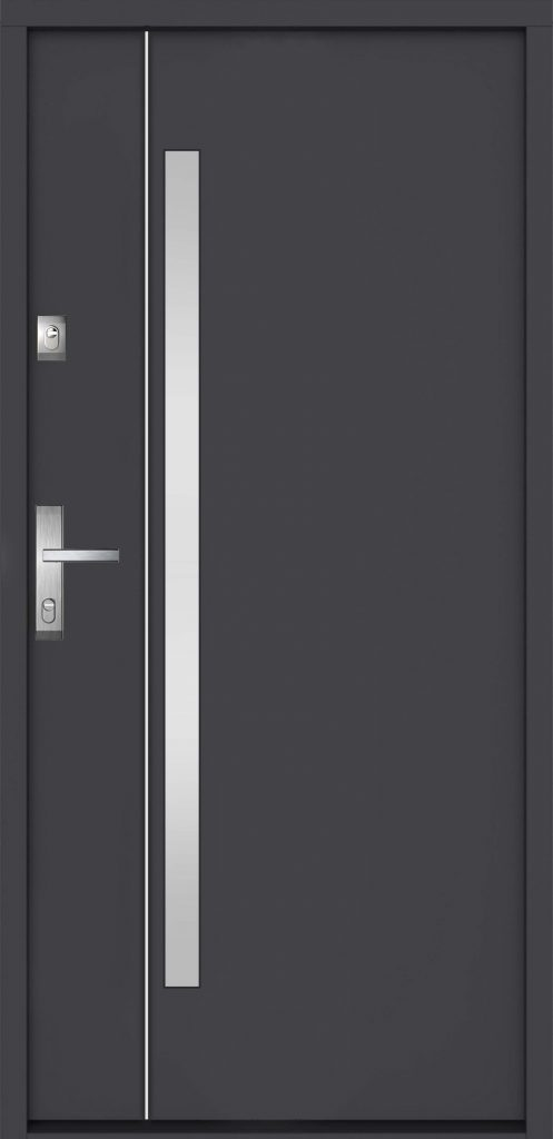 Bezpečnostní dveře Gerda Trewir 7