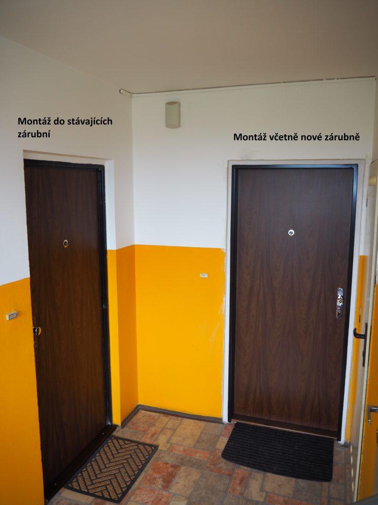 Bezpečnostní dveře, Bedex, Hradec Králové