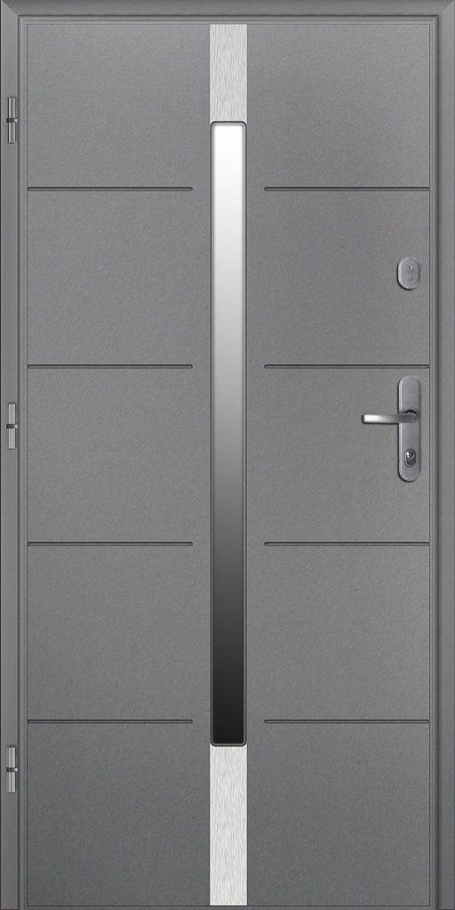 Dveře Gerda, vzor Rotterdam