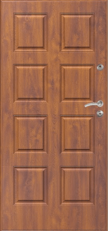 Bezpečnostní dveře Gerda 4. třídy, vzor Tarragona