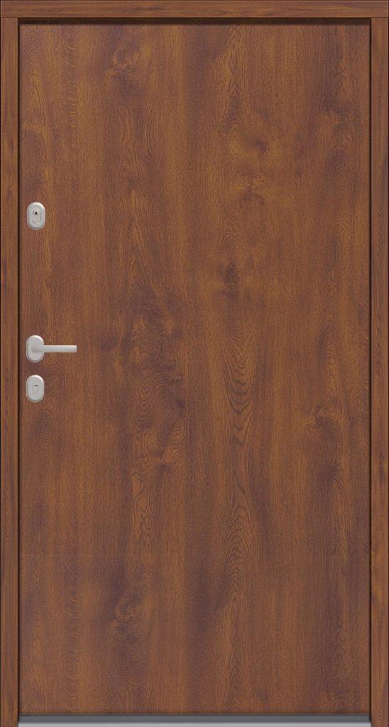 Dveře Gerda plné hladké