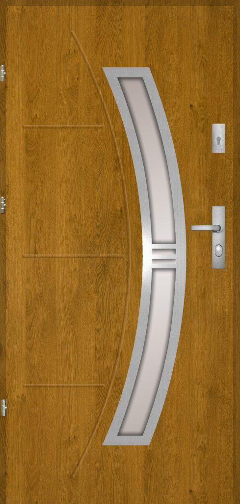 Bezpečnostní dveře Komsta K2000 6 GT/72
