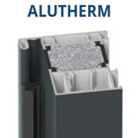 Hliníková zárubeň Alutherm