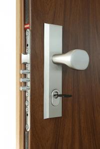 Na počtu čepů v bezpečnostních dveří zas až tak nezáleží