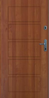 Bytové panelové dveře