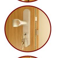 Detail bezpečnostních dveří ve 2RC