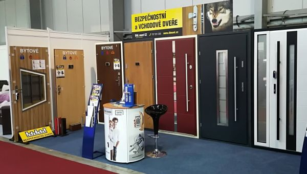 DL Mont - bezpečnostní dveře